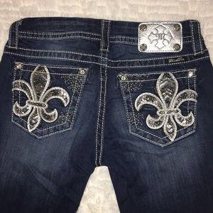 "27x33"" Miss Me Jeans"